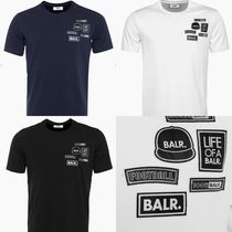 BALR Unisex Short Sleeves T-Shirts