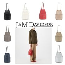J & M Davidson Daisy Leather Totes