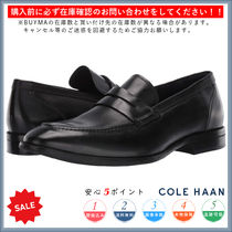 Cole Haan Loafers Plain Leather Loafers & Slip-ons