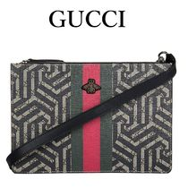 GUCCI 2WAY Other Animal Patterns Messenger & Shoulder Bags