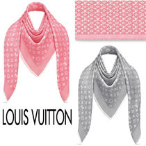 Louis Vuitton MONOGRAM Silk Fringes Accessories