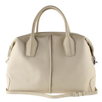 TOD'S A4 Leather Handbags