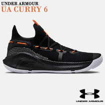UNDER ARMOUR CURRY Street Style Oversized Logo Sneakers
