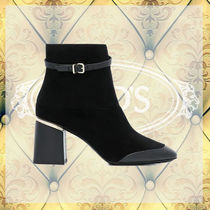 TOD'S Leather Ankle & Booties Boots