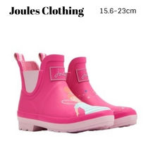Joules Clothing Kids Girl Rain Shoes