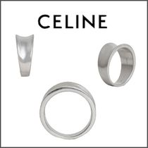 CELINE Unisex Plain Rings