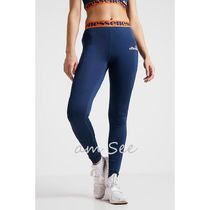 ellesse Street Style Plain Leggings Pants