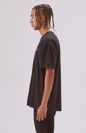 FEAR OF GOD More T-Shirts Unisex Street Style Short Sleeves Oversized T-Shirts 5