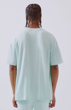 FEAR OF GOD More T-Shirts Unisex Street Style Short Sleeves Oversized T-Shirts 16