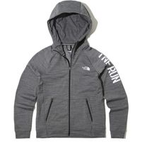 THE NORTH FACE Unisex Street Style Plain Logo Track Jackets