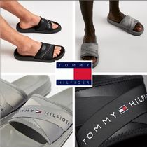 Tommy Hilfiger Street Style Shower Shoes Logo Shower Sandals