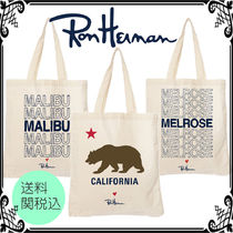 Ron Herman Casual Style Totes