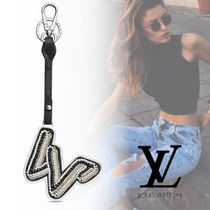 Louis Vuitton With Jewels Keychains & Bag Charms