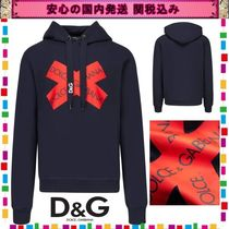 Dolce & Gabbana Cotton Hoodies
