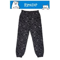 RIPNDIP Printed Pants Patterned Pants