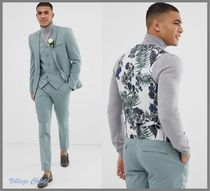 ASOS Blended Fabrics Suits
