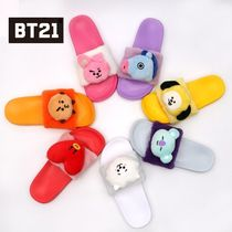 BT21 Unisex Other Animal Patterns PVC Clothing Sandals