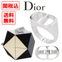 Christian Dior Street Style Rings