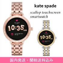 kate spade new york Round Stainless Elegant Style Digital Watches
