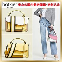 Botkier Casual Style 2WAY Plain Leather Shoulder Bags