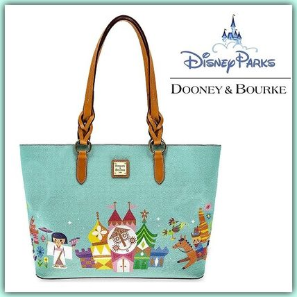 Collaboration A4 Leather Elegant Style Totes