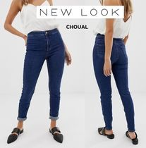 New Look Denim Street Style Plain Skinny Jeans