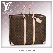 Louis Vuitton MONOGRAM Monogram Unisex Canvas Boston & Duffles