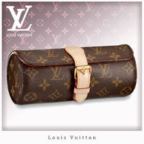 Louis Vuitton MONOGRAM Unisex Leather Accessories