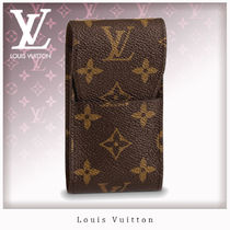 Louis Vuitton MONOGRAM Monogram Unisex Leather Accessories