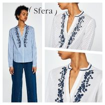 Sfera Long Sleeves Cotton Medium Shirts & Blouses