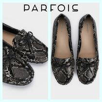 PARFOIS Office Style Loafer Pumps & Mules