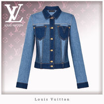 Louis Vuitton Casual Style Jackets