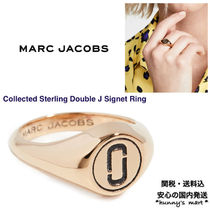 MARC JACOBS Casual Style Silver Rings