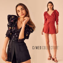 Cameo the Label Short Casual Style Plain Shorts