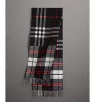 Burberry Other Check Patterns Scarves
