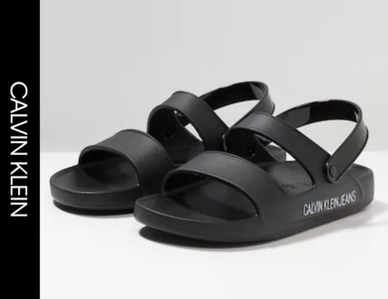 Calvin Klein Shower Sandals Street Style Shower Shoes Shower Sandals