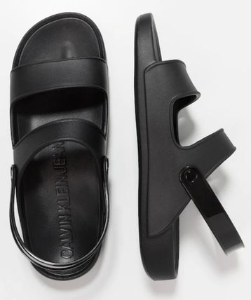 Calvin Klein Shower Sandals Street Style Shower Shoes Shower Sandals 5
