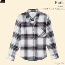 Ron Herman Other Check Patterns Casual Style Long Sleeves Medium