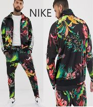 Nike Flower Patterns Tropical Patterns Unisex Street Style