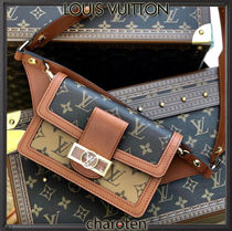 Louis Vuitton MONOGRAM Monogram Unisex Canvas Bi-color Hip Packs