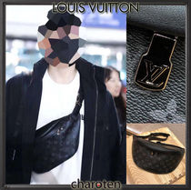 Louis Vuitton BUMBAG Monogram Unisex Canvas 3WAY Belt Bags