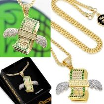King Ice Unisex Street Style Necklaces & Chokers