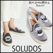 SOLUDOS Flower Patterns Casual Style Other Animal Patterns