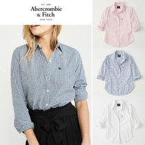 Abercrombie & Fitch Street Style Shirts & Blouses