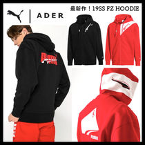 ADERERROR Pullovers Unisex Street Style Collaboration Long Sleeves