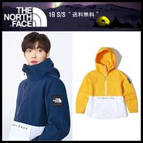 THE NORTH FACE Unisex Street Style Hoodies