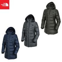 THE NORTH FACE WHITE LABEL Fur Long Down Jackets