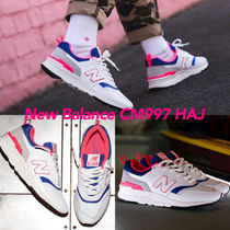 New Balance Unisex Street Style Low-Top Sneakers