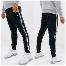 G-Star Stripes Street Style Cotton Bottoms