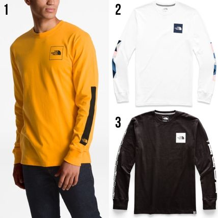 43ca3ef61 THE NORTH FACE 92 RAGE Crew Neck Street Style Long Sleeves Logos on the  Sleeves (NF0A3SXZ)